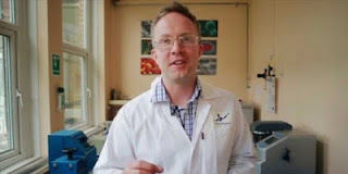 Dr. Thomas Curwen: Penguji Cat Internasional
