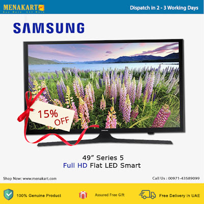 Samsung 49 Inch Series 5 Full HD Flat LED Smart TV