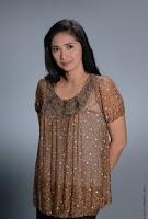 Biodata Tanya Gomez sebagai pemeran Siony Guevarra