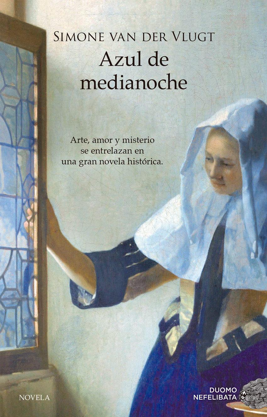 El templo de la lectura: Azul de medianoche - Simone Van Der Vlugt