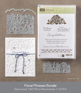 Floral Phrases Bundle - save 10%