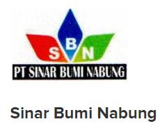Bursa Kerja di PT. Sinar Bumi Nabung Kota Metro Lampung Juni 2016 Terbaru