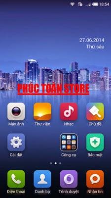 Tiếng Việt Xiaomi 3w alt