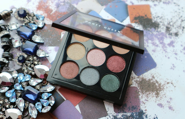 Beauty Big Bang: 9 Colors Shimmer Eyeshadow Palette