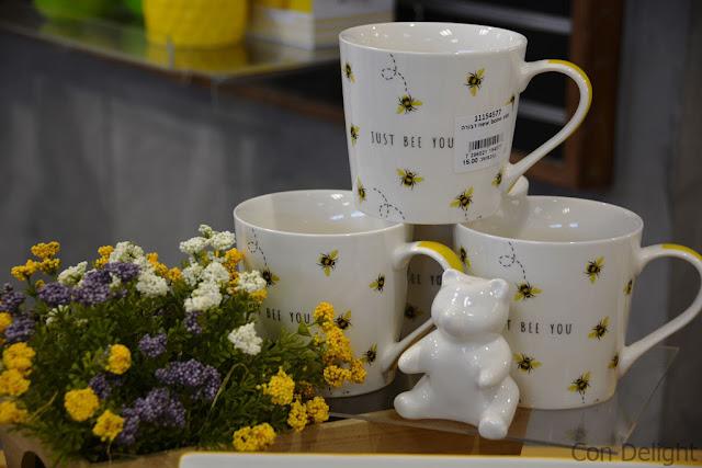 bee cup כוס דבורים