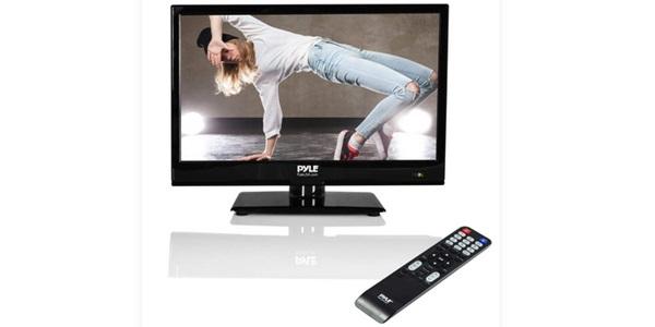 smart tv murah terbaik Pyle 15 6 Inch 1080p  PTVLED15