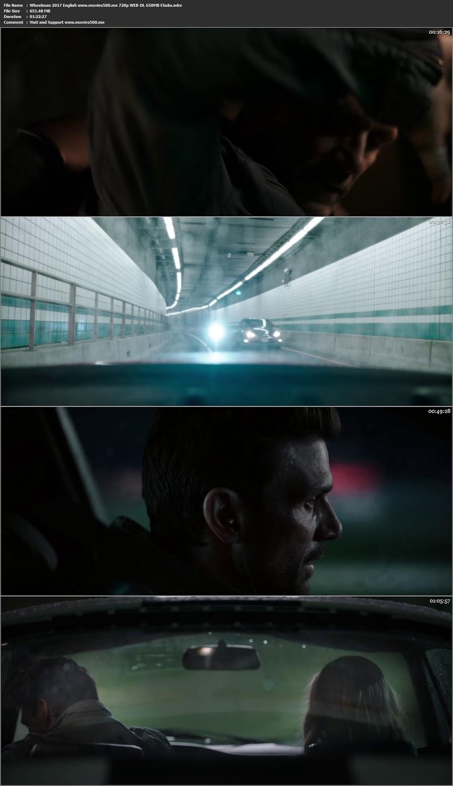 Wheelman 2017 English WEB DL 720p ESubs at movies500.site
