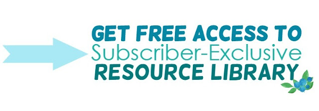 Join the free Newsletter and get access to freebie library