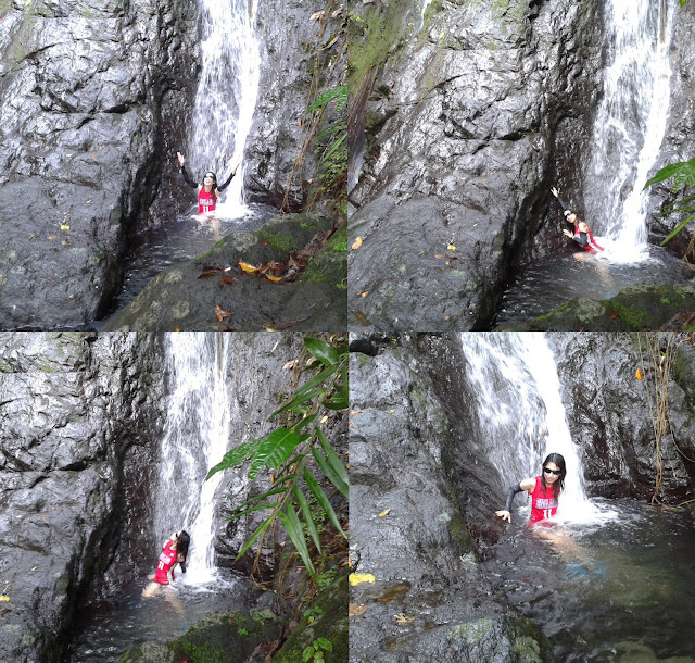 At the Waterfalls like a Queen