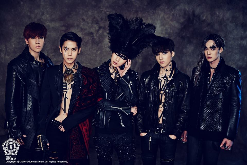 Boys Republic Korean Boy Group