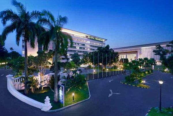 Hotel Bintang 5 Dekat Sini