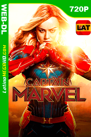 Capitana Marvel (2019) Latino HD WEB-DL 720P ()