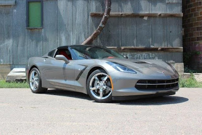 2015 Chevy Corvette Stingray for sale at Purifoy Chevrolet