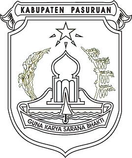 Logo Pasuruan+HITAM+PUTIH