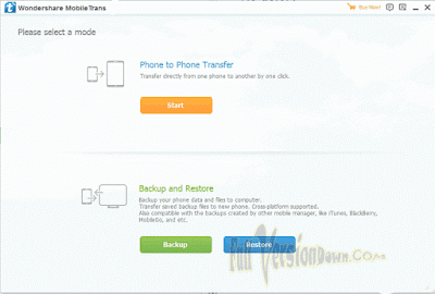 Wondershare MobileTrans 7.7.1.490 Latest Full