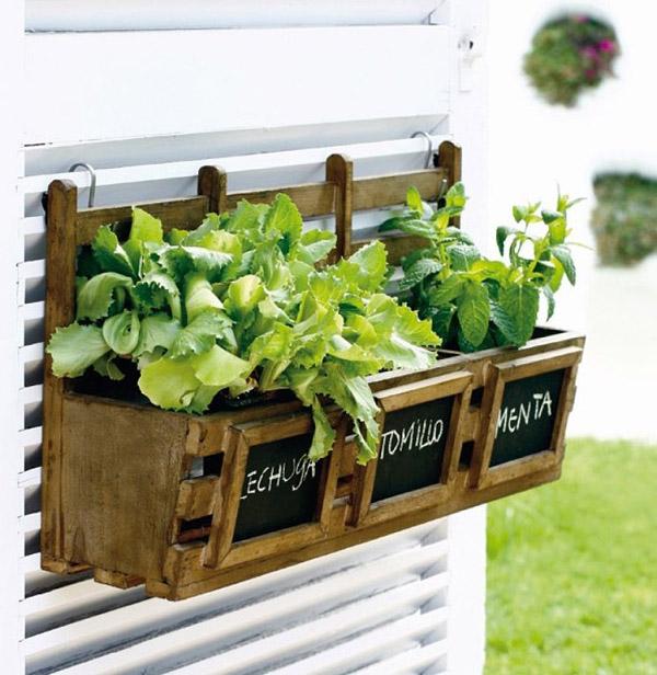 Decora tu terraza o jardn con ideas originales