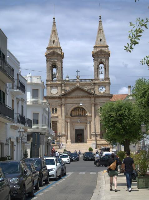 centrum miasta Alberobello
