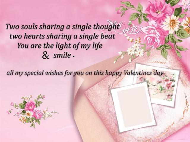 Valentine Messages for Girlfriend Valentines Message for Special – Message in Valentines Card