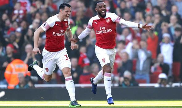 Arsenal Vs Southampton:
