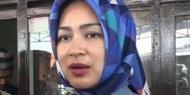 Walikota Tangsel Airin Rachmi Diany.