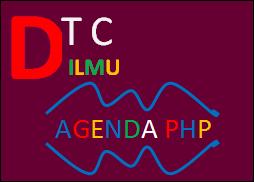 Cara membuat agenda dengan php mysql