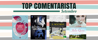 Participem do top comentarista de setembro!