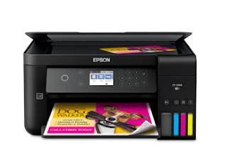 Epson ET-3700 Driver & Software Download