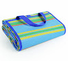 Camco Handy Mat with Strap, Perfect for Picnics, Beaches, RV and Outings, Weather-Proof and Mold/Mildew Resistant (Blue/Green - 60