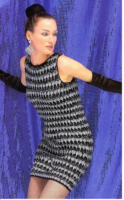 """Patron Crochet Vestido """"Hepburn"""""""