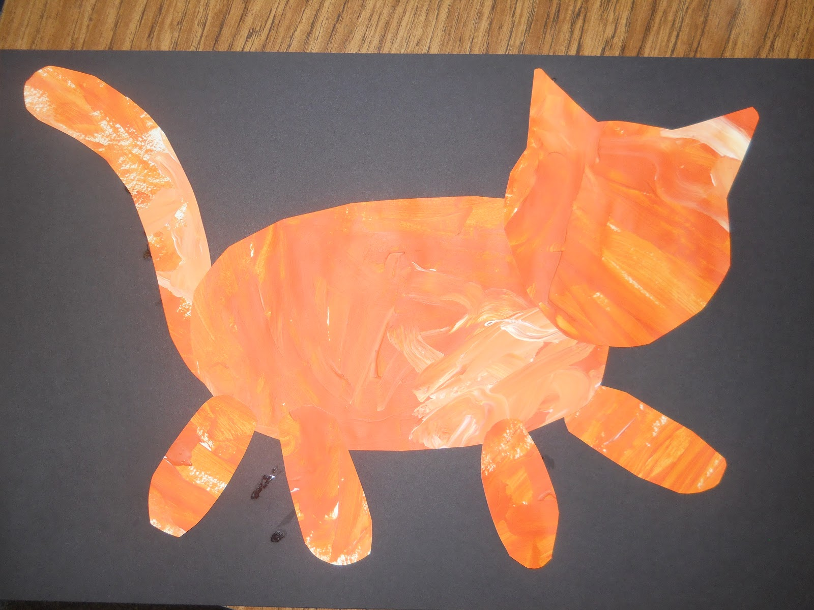Mrs T S First Grade Class Cat S Colors