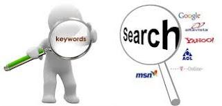 cara memasang keyword pada blog