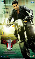 Ek Ka Dum (1 Nenokkadine) 2014 Hindi Dubbed 720p UnCut BRRip Download