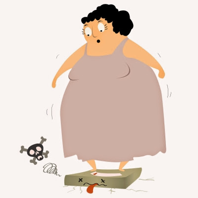 Kenali Tanda-Tanda Gejala dan Bahaya Obesitas