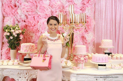 Stretch Your Peso: A Baby Shower For A Princess | Honey Glaze Cakes