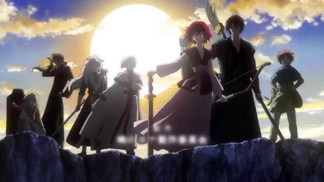 2n 15 Anime Reverse Harem Terbaik