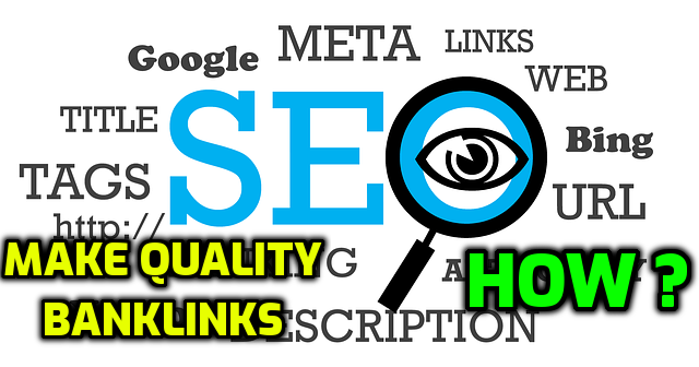How to Make Backlinks of a Website