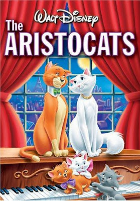 Poster Of The AristoCats (1970) In Hindi English Dual Audio 300MB Compressed Small Size Pc Movie Free Download Only At worldfree4u.com