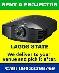 RENT A PROJECTOR IN LAGOS