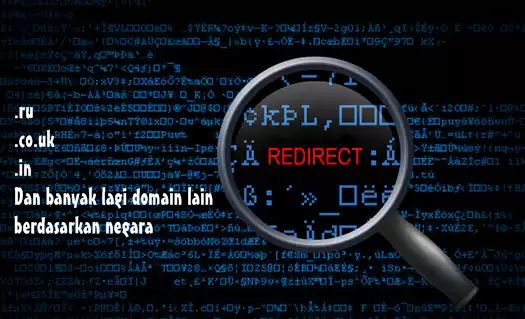 Redirect URL Blogspot
