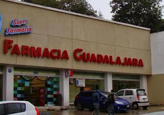 Asaltan farmacia Guadalajara en colonia Serdán este Miercoles en Veracruz