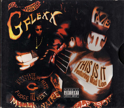 Mixmaster G-Flexx featuring Mad Lion – This Is It (1998) (CDS) (FLAC + 320 kbps)