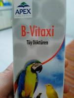 b-vitaxi tüy döküm ilacı