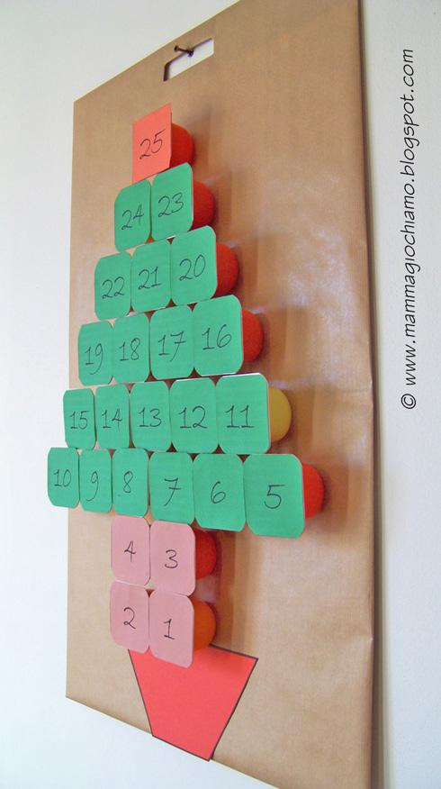 MammA GiochiaMo?: Calendario dell'avvento fai da te con i ...