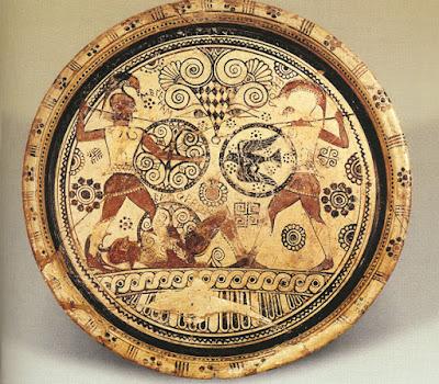 Η τέχνη και η γραφή - 1η Ενότητα Γεωμετρικά χρόνια - από το «Ψηφιακός Δάσκαλος»