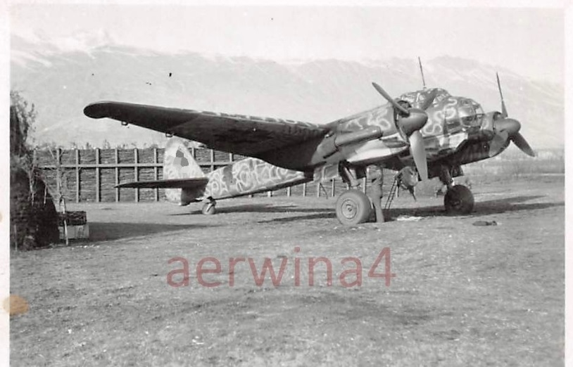 Falkeeins The Luftwaffe Blog Ju 88 Wellenmuster Italien Kg 76 Kg