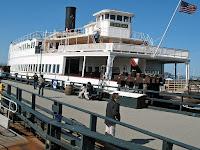 Eureka, steam ferryboat