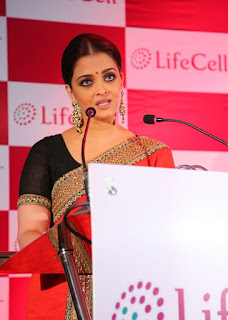 Aishwarya Rai Speech In Red Saree