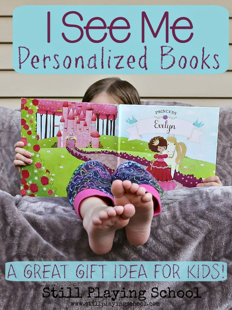 Personalized Books for Kids from I See Me! Books | Still ...