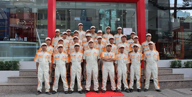 Toyota An Thành đạt được rất nhiều thành tích trong quá trình 16 năm và phát triển