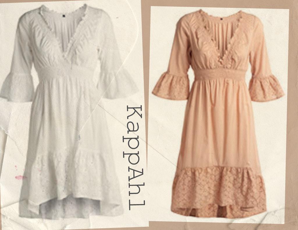 4db79d05b684 Kappahl klanning vit – Utvalda klänningar